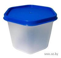 Контейнер для еды пластмассовый (0,75 л; арт. 36216)
