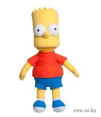 """Мягкая игрушка """"Барт Симпсон"""" (38 см)"""
