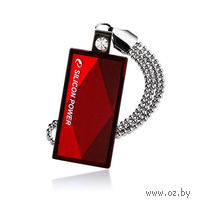 USB Flash Drive 16Gb Silicon Power Touch 810 (Red)