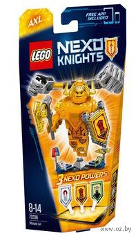 "LEGO Nexo Knights ""Аксель - Абсолютная сила"""