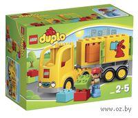 """LEGO. Duplo. """"Желтый грузовик"""""""