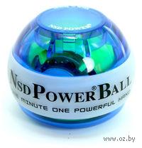Тренажер кистевой Powerball 688 Neon Blue (250 Hz)