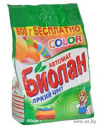 """Стиральный порошок для автоматической стирки """"Color"""" (4 кг)"""
