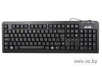 Клавиатура USB KS03 (черная)