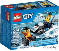 """LEGO. City. """"Побег в шине"""""""
