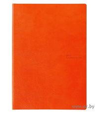 """Ежедневник-еженедельник 2 в 1 """"AVENUE"""", 2016 (165x235 мм; оранжевый)"""