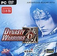 Dynasty Warriors 6 (английская версия)