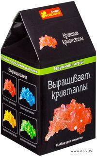 """Набор для выращивания кристаллов """"Красные"""""""