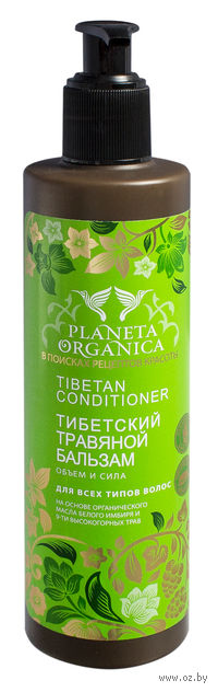 Тибетский травяной бальзам для волос (280 мл)