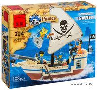 """Конструктор """"Пиратский корабль"""" (188 деталей)"""