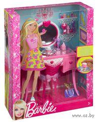 """Набор мебели для кукол """"Барби. Туалетный столик"""""""