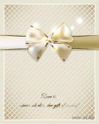 Пакет бумажный подарочный (11x14x6 см; арт. KOS12002)