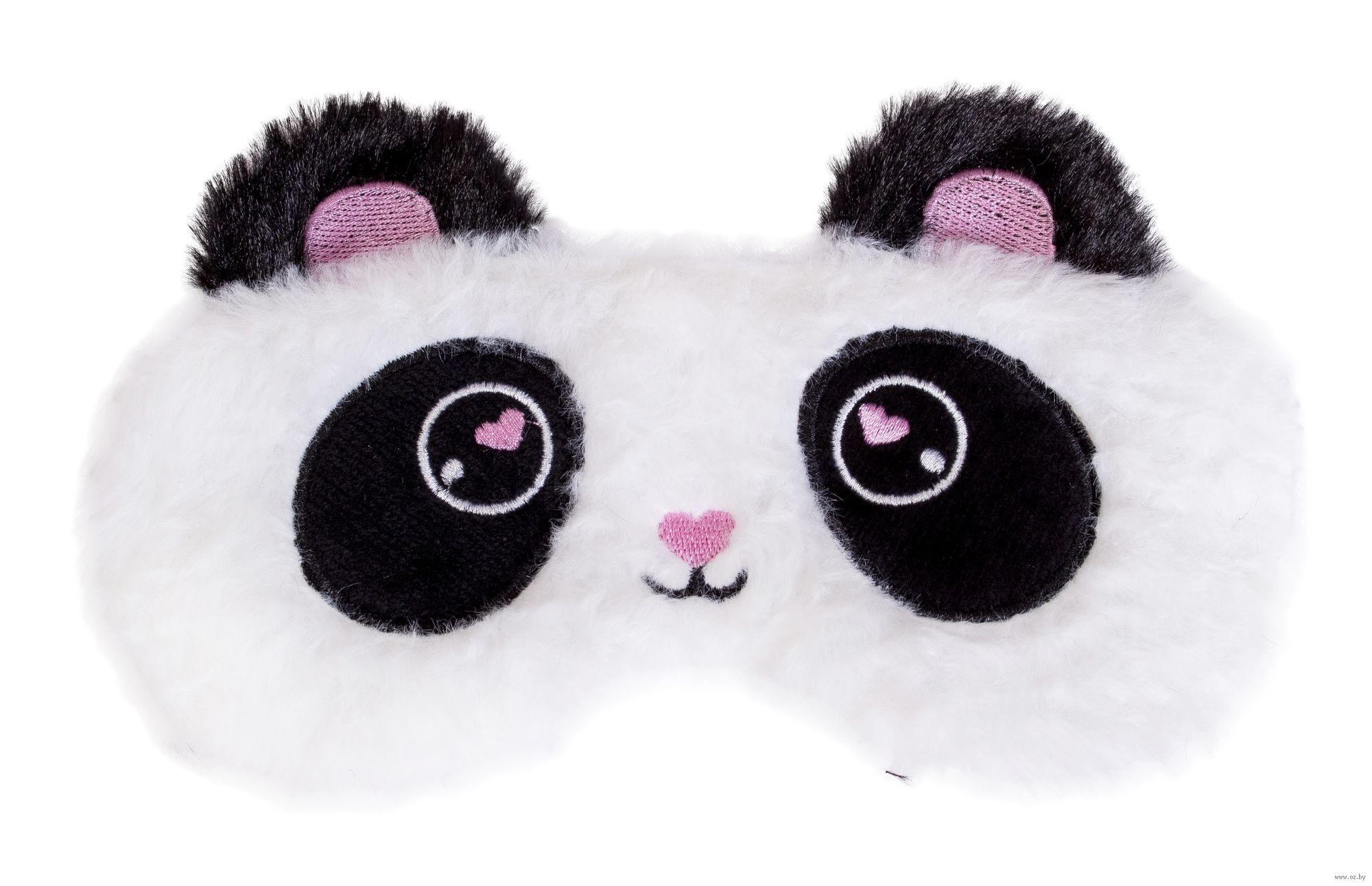 маска для сна панда картинки его