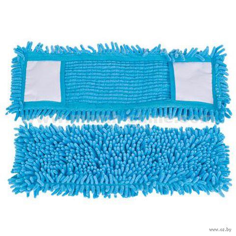 Насадка для щетки для пола сменная матерчатая (16х42 см)