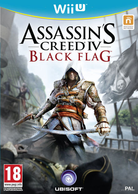 Assassin`s Creed 4. Черный флаг (Wii U)