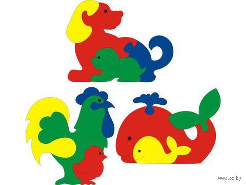 """Развивающая игрушка """"Фигурки животных"""""""