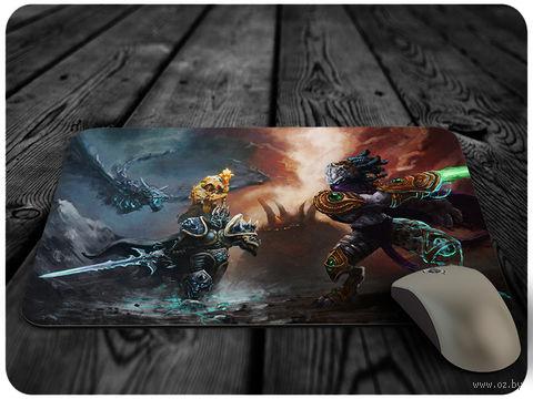 """Коврик для мыши """"Warcraft"""" (art.5)"""
