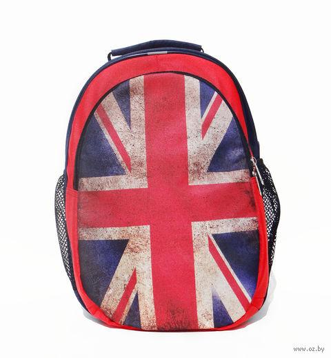 """Рюкзак """"Британский флаг"""" — фото, картинка"""
