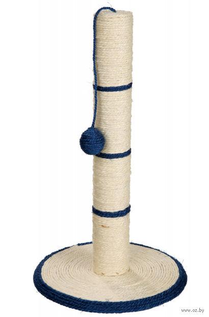 Когтеточка с кошачьей мятой (62 см) — фото, картинка