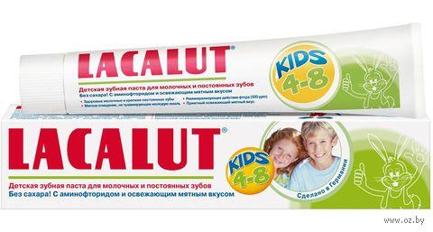 """Зубная паста детская """"Lacalut Kids"""" (50 мл) — фото, картинка"""