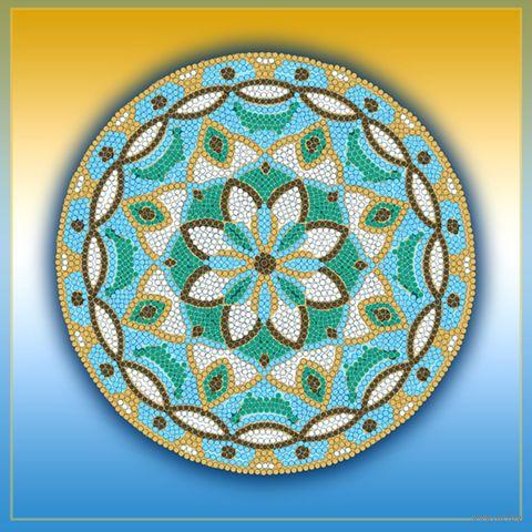 """Алмазная вышивка-мозаика """"Радость"""" (250х250 мм) — фото, картинка"""