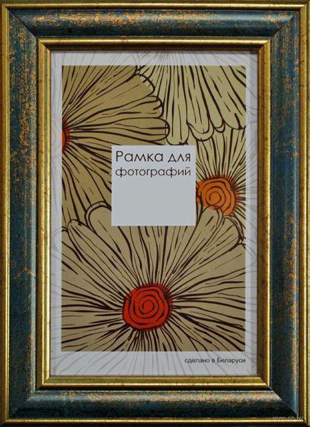 Рамка деревянная со стеклом (21х30 см, арт. 229-09)