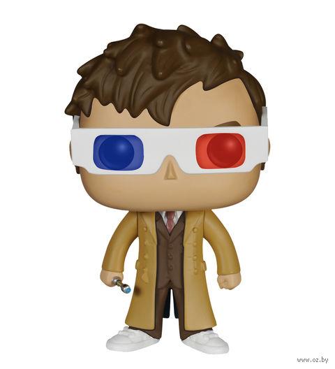 """Фигурка POP """"Doctor Who. Dr #10 3D Glasses"""" (9,5 см)"""