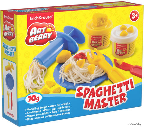 "Набор для лепки ""Spaghetti Master"" — фото, картинка"
