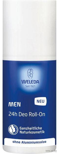 """Дезодорант для мужчин """"Weleda"""" (ролик; 50 мл) — фото, картинка"""