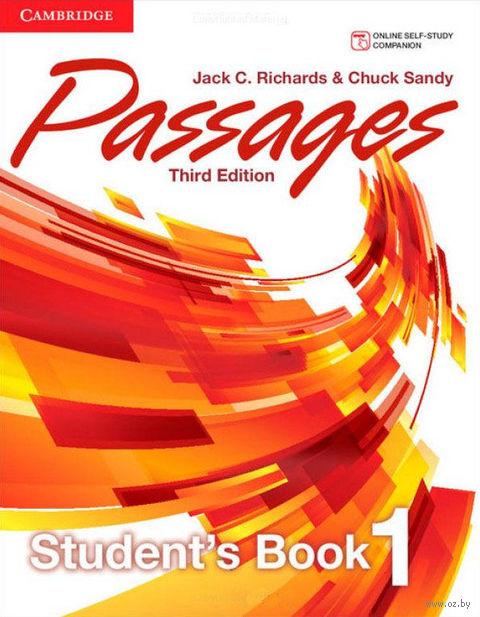 Passages. Level 1. Student`s Book. Джек Ричардс, Чак Сэнди