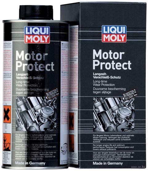 """Присадка в м/м для защиты двигателя """"Motor Protect"""" (0,5 л) — фото, картинка"""