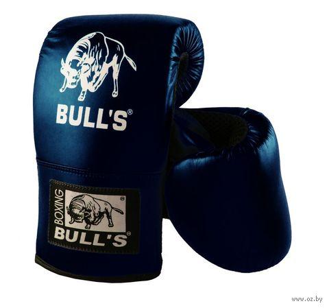 """Перчатки снарядные """"Bull's"""" (S; чёрные) — фото, картинка"""