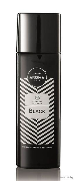 """Ароматизатор-спрей """"Prestige Spray"""" (black) — фото, картинка"""