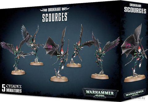 Warhammer 40.000. Drukhari. Scourges (45-16) — фото, картинка
