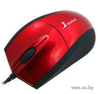 Проводная оптическая мышь SmartBuy 325 (Red)