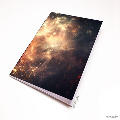 """Блокнот """"Космос"""" (А5; арт. 831) — фото, картинка"""