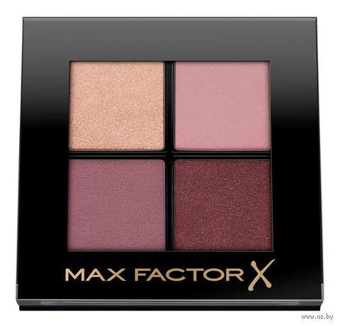"""Палетка теней для век """"Colour X-Pert Soft Touch Palette"""" тон: 002 — фото, картинка"""