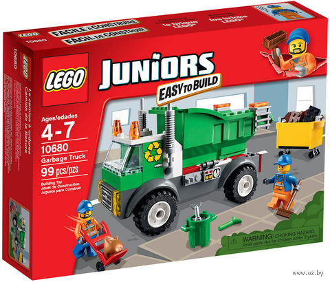 "LEGO Juniors ""Мусоровоз"""