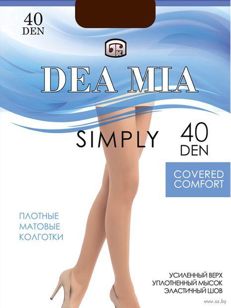 "Колготки женские классические ""Dea Mia. Simply 40"""