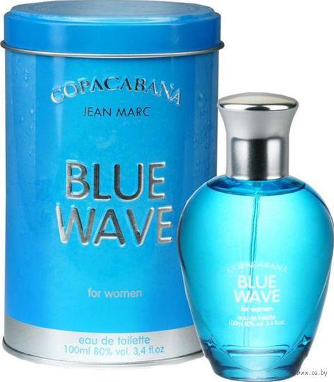 """Туалетная вода для женщин """"Blue Wave"""" (100 мл) — фото, картинка"""