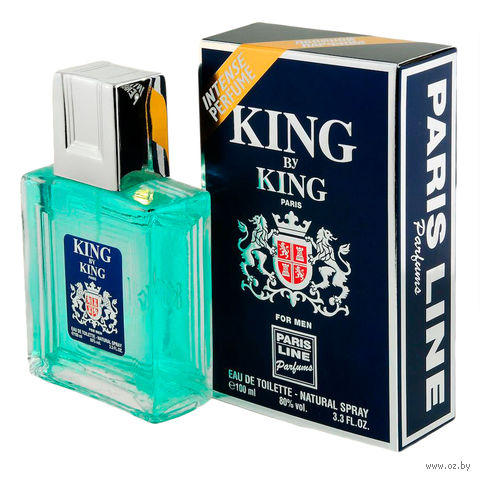 "Туалетная вода для мужчин ""King by King"" (100 мл)"