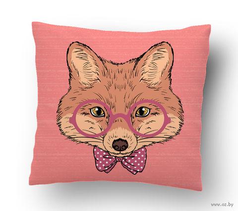 """Подушка маленькая """"Fox"""" (art. 21)"""