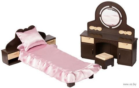 """Набор мебели для кукол """"Коллекция. Спальня"""" — фото, картинка"""