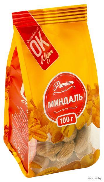 """Миндаль очищенный """"Premium ОК!"""" (100 г) — фото, картинка"""