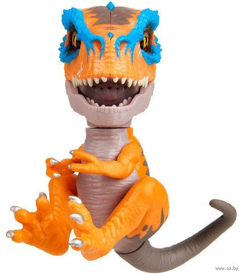 """Интерактивная игрушка """"Динозавр Скретч"""" (12 см) — фото, картинка"""