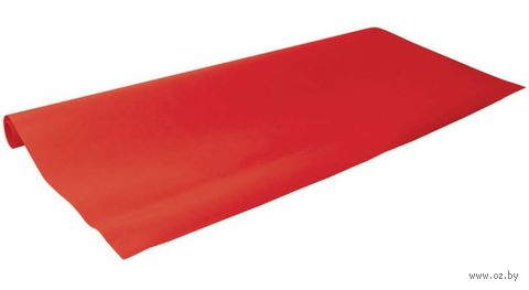 """Бумага упаковочная """"Coloured Craft"""" (красный) — фото, картинка"""