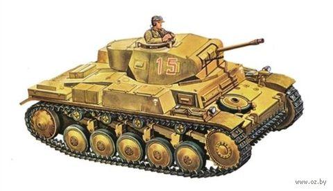 """Легкий танк """"PZ. KPFW. II AUSF. F"""" (масштаб: 1/72) — фото, картинка"""