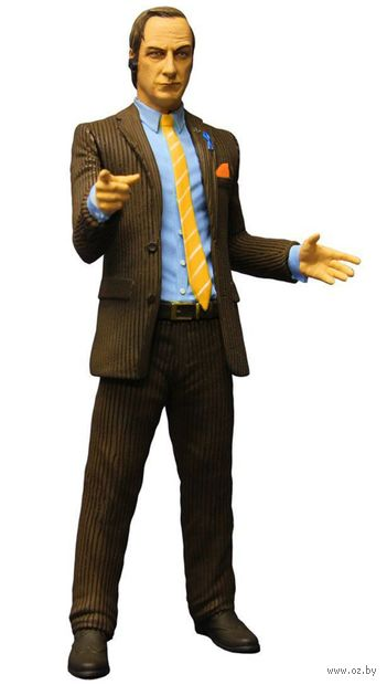 "Фигурка ""Во все тяжкие. Сол Гудман в коричневом костюме"" (16 см)"