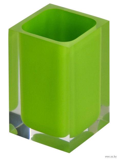 """Стакан """"Colours"""" (зеленый) — фото, картинка"""