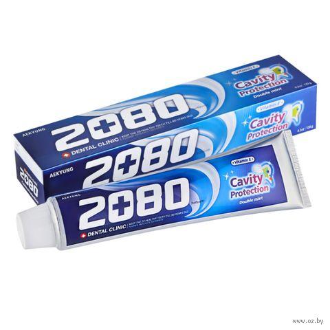 """Зубная паста """"Натуральная мята"""" (120 г) — фото, картинка"""